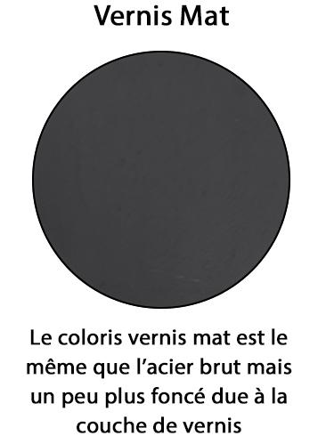 color vernis mat