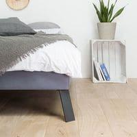 Pied de lit en acier le Robuste